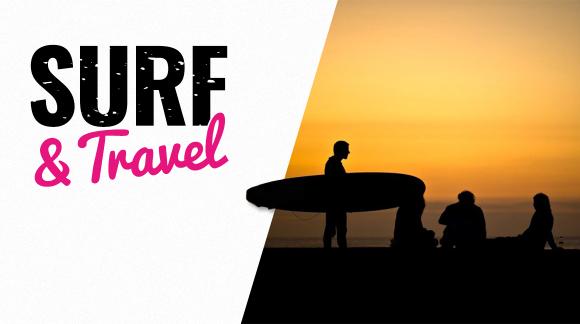 Vyraž na surf a chytni 20% slevovou vlnu