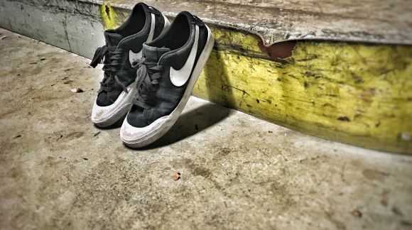 Wear test: Nike SB Blazer low XT