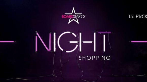 Zasoutěž si na Vánočním Night Shoppingu o 1500 Kč!