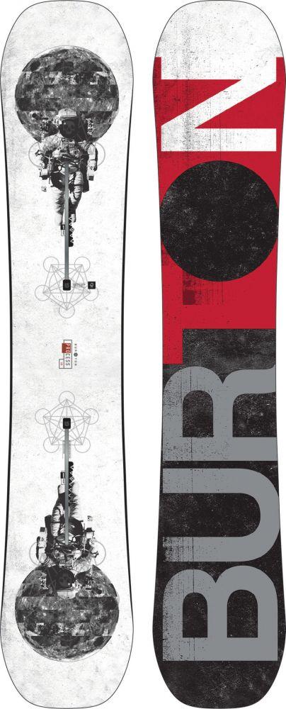 1b72240f70 SNOWBOARD BURTON PROCESS OFF-AXIS - bílá