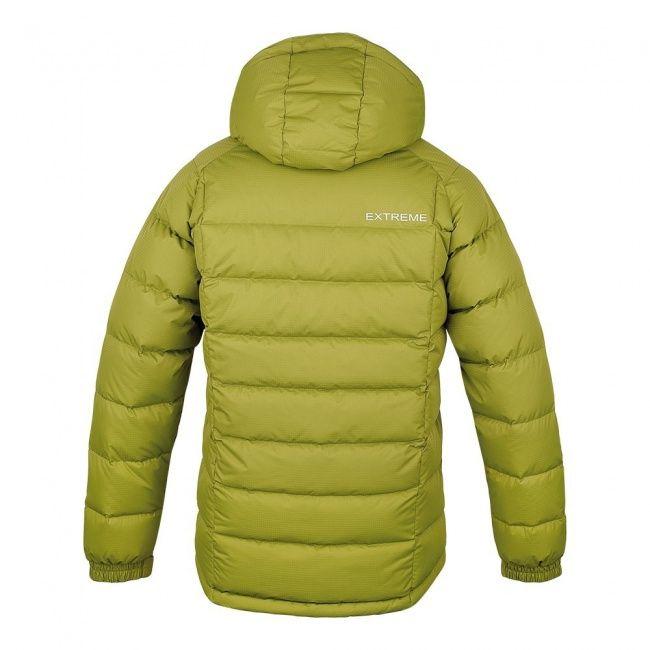 ... Husky pánská péřová bunda Heral M -20°C zelená ccff67b700