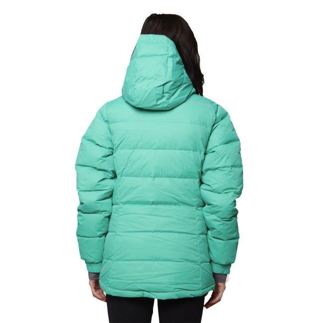 aa5c4414c11c ... Husky dámská péřová bunda Heral L -20°C sv. zelená
