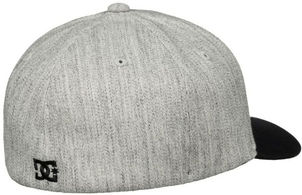 fc9691b723e KŠILTOVKA DC CAP STAR 2 - černá