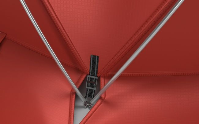 Husky stan Extreme Fighter 3-4 červená - rubínová  30208f04d2
