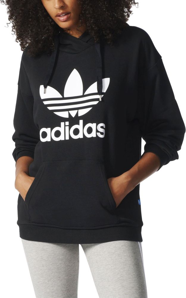 8d6912f9bc1 ... MIKINA ADIDAS TREFOIL HOODIE WMS 4 ...