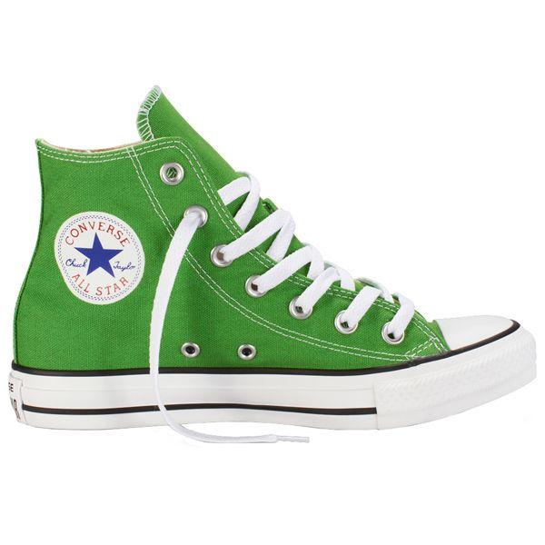 CONVERSE Chuck Taylor All Star BOTY - zelená  3d615012d1