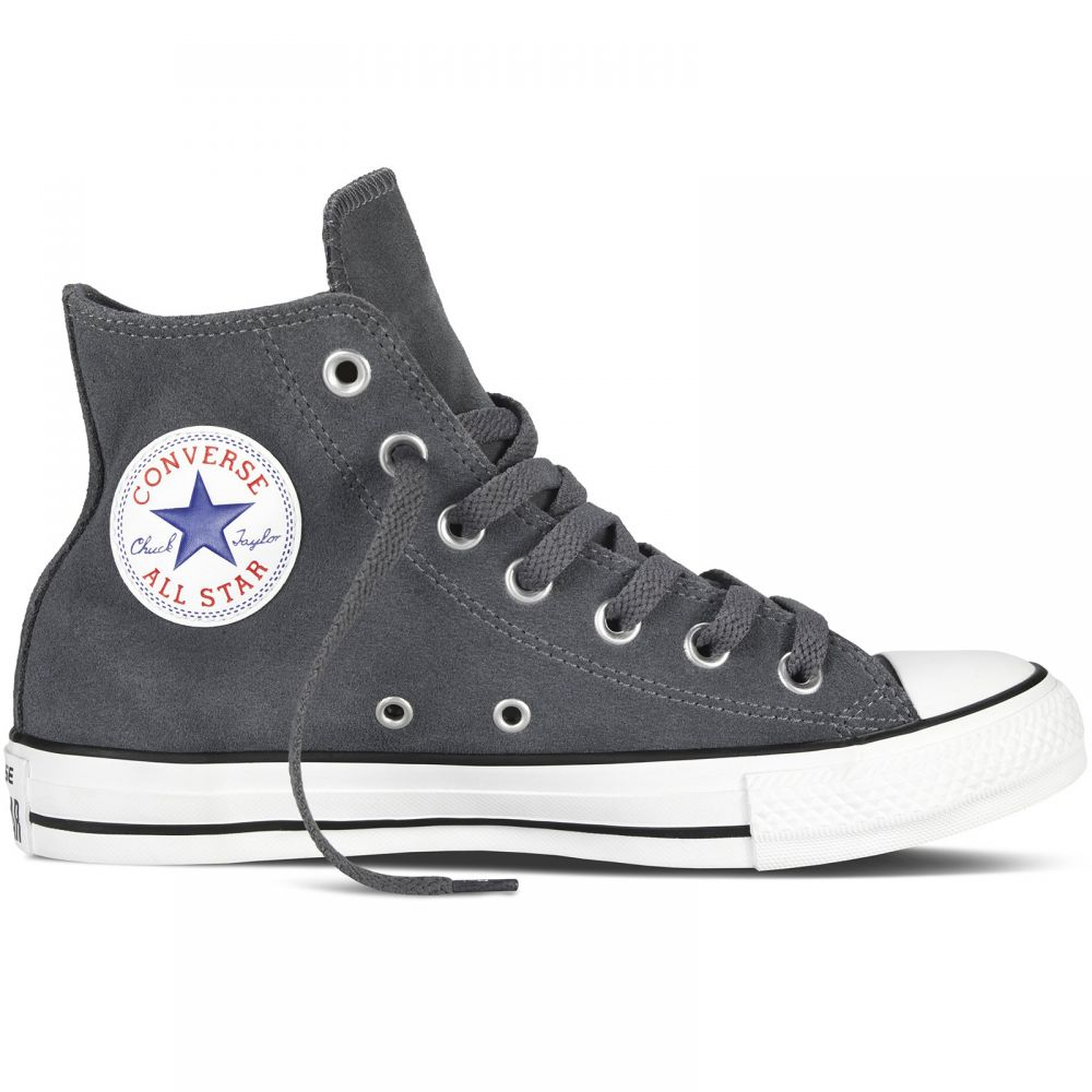 CONVERSE Chuck Taylor All Star BOTY - antracitová  6302be560d1