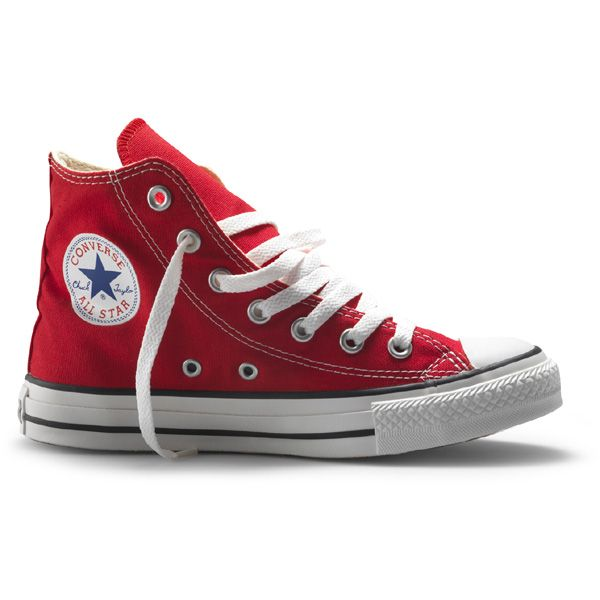 BOTY CONVERSE Chuck Taylor All Star - červená  78a0d8f0c03