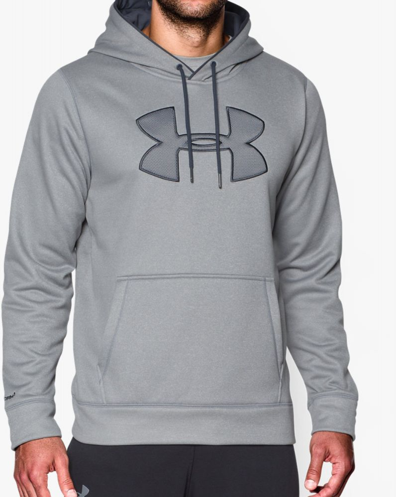... MIKINA UNDER ARMOUR AF LOGO HOODIE-SOLID 2 ... 54b137458dc