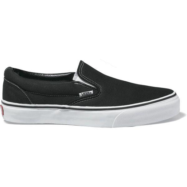 BOTY VANS CLASSIC SLIP-ON - černá  69871ab156