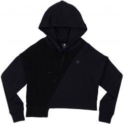 6aa29db993 MIKINA CONVERSE Sweater Knit Mock WMS - šedá