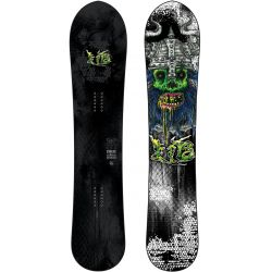 SNOWBOARD LIB TECH STUMP APE C2