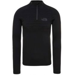TRIKO THE NORTH FACE SPORT L/S ZIP NECK
