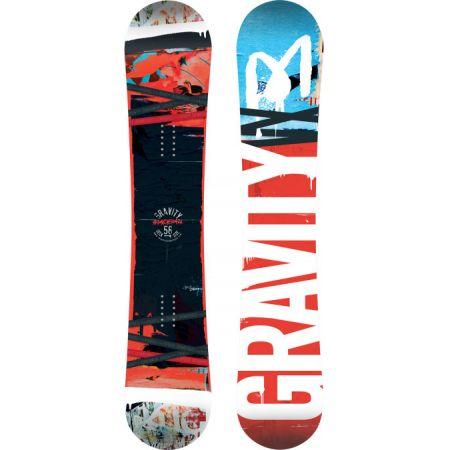 SNOWBOARD GRAVITY MADBALL