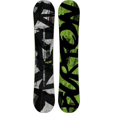 BURTON BLUNT SNOWBOARD 2014 - světle zelená