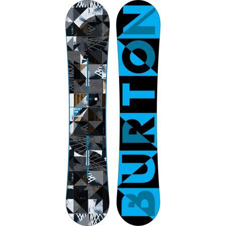 SNOWBOARD BURTON CLASH 2015 - černá