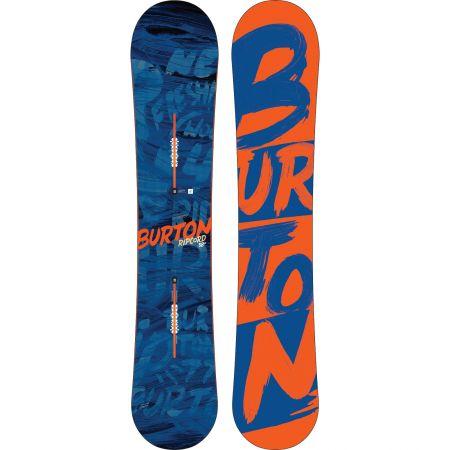 SNOWBOARD BURTON RIPCORD 2015 - modrá