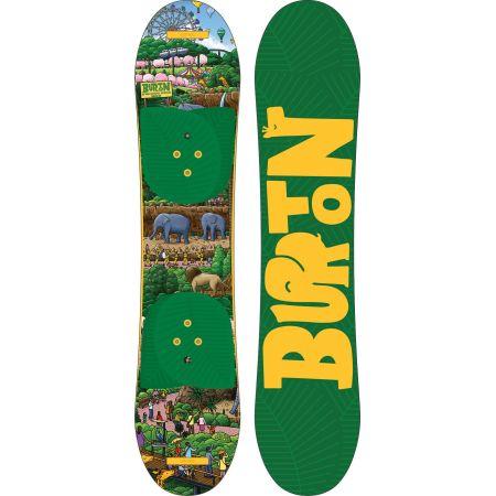 SNOWBOARD BURTON AFTER SCHOOL SPE KIDS 2 - zelená
