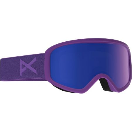 BRÝLE ANON INSIGHT WMS - purpurová