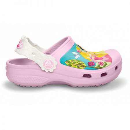 CROCS DISNEY PRINCESS KIDS ZABKY