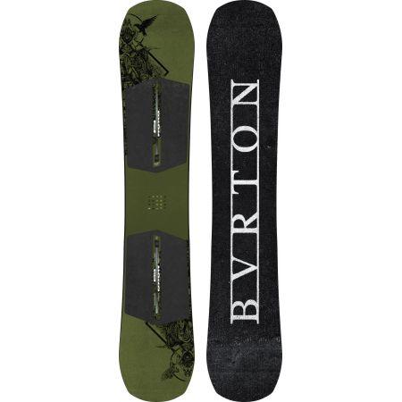 SNOWBOARD BURTON NAME DROPPER 2016 - olivově zelená