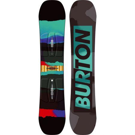 SNOWBOARD BURTON PROCESS SMALLS KIDS 201 - černá