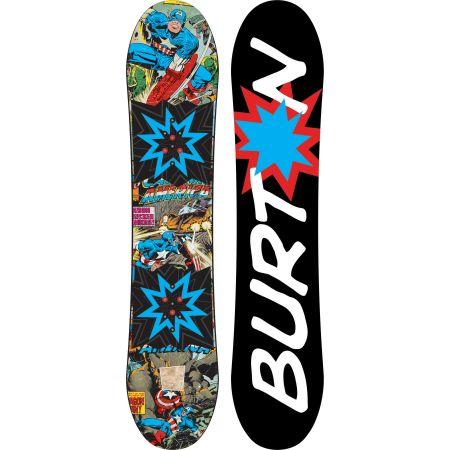 SNOWBOARD BURTON CHOPPER LTD DC COMIX KI