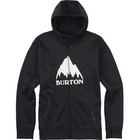 MIKINA BURTON MB BONDED HDD - černá
