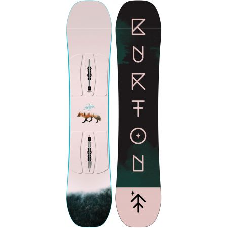SNOWBOARD BURTON YEASAYER SMALLS GIRLS