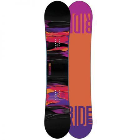 RIDE COMPACT SNOWBOARD - černá