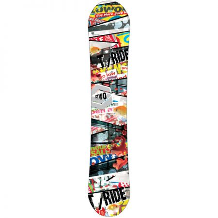 FTWO T-RIDE SNOWBOARD