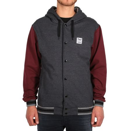 MIKINA IRIEDAILY Daily College Hooded