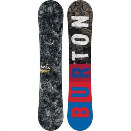 BURTON BLUNT SNOWBOARD 2012 - černá