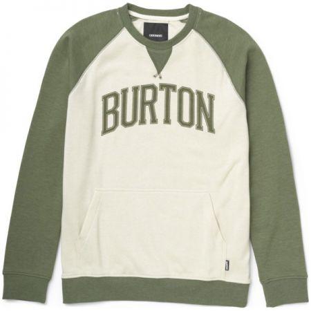 BURTON MNS MID WARM UP CRW MIKINA 2013