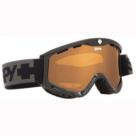 SPY TARGA 3 SNOW BLACK SNB BRYLE