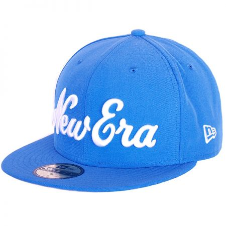 NEW ERA NE5950 NE SCRIPT 59FIFTY O KSILT