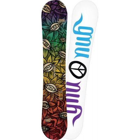 SNOWBOARD GNU LADIES CHOICE