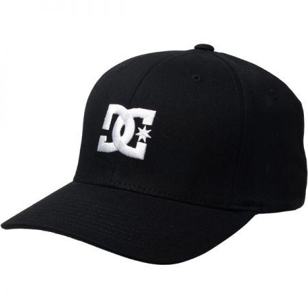 KŠILTOVKA DC CAP STAR 2 - černá