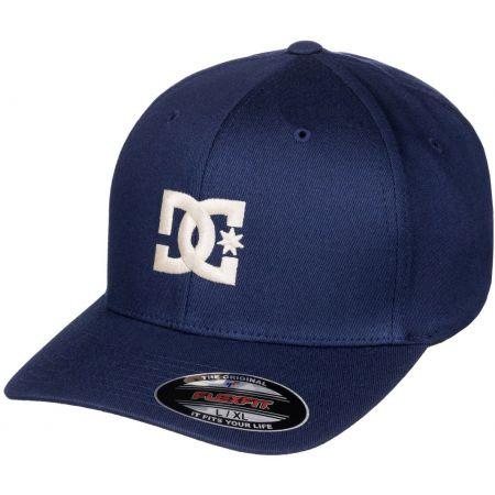KŠILTOVKA DC CAP STAR 2 - modrá