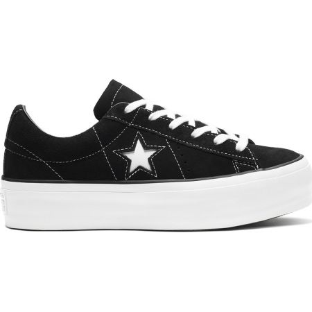 BOTY CONVERSE ONE STAR PLATFORM WMS
