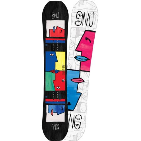 SNOWBOARD GNU FB HEAD SPACE 152 PBTX
