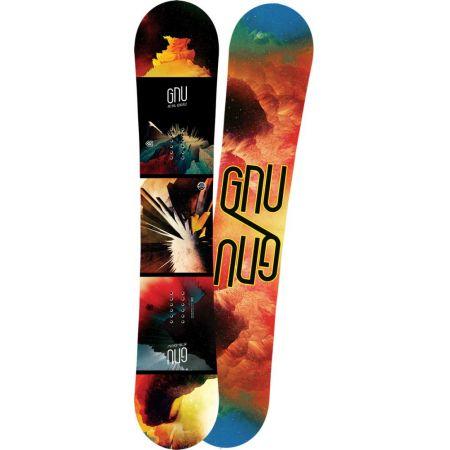 SNOWBOARD GNU METAL GNURU 158 EC2