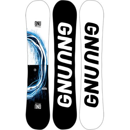 SNOWBOARD GNU RIDERS CHOICE ASSYM