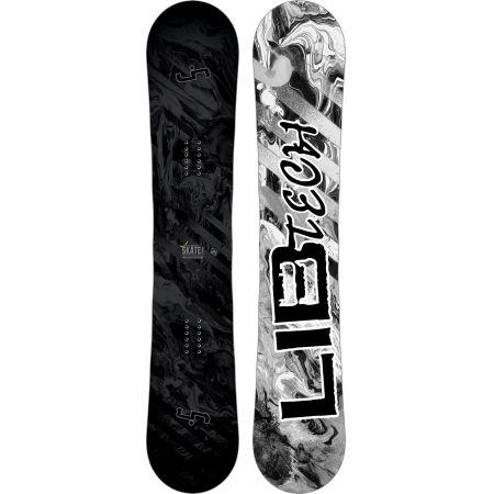 SNOWBOARD LIB TECH SK8 BANANA 153W STEAL