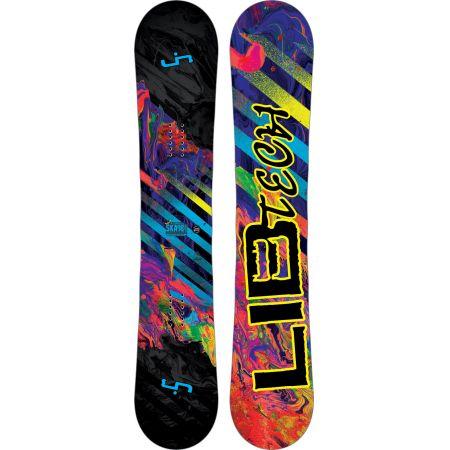 SNOWBOARD LIB TECH SK8 BANANA 145n