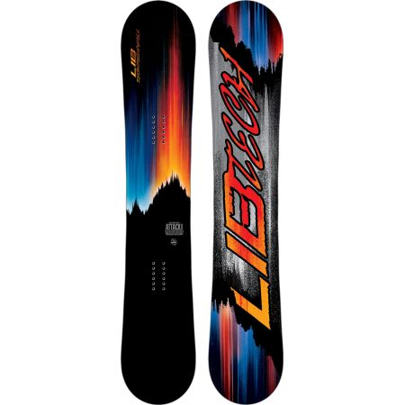 SNOWBOARD LIB TECH ATTACK BAN HP 161W C2