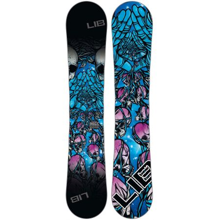 SNOWBOARD LIB TECH BANANA MAGIC FP 161