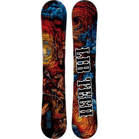 SNOWBOARD LIB TECH HELL SKUNK APE 165 C2