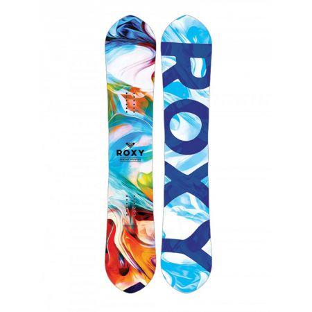SNOWBOARD ROXY SMOOTHIE 146 EC2 - azurová