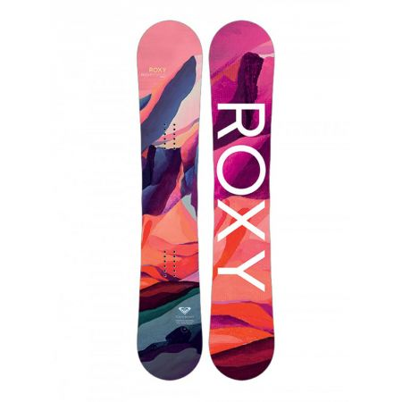 SNOWBOARD ROXY TORAH BRIGHT 152 XC2 - lososová